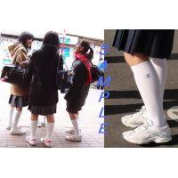 制服と白い靴下(第3弾)