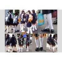制服と白い靴下(第4弾):大漁編!