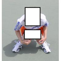 テニススコートでセクシー しゃがみ編無料サンプル