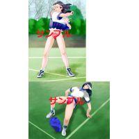 テニス女 萌え 2次元