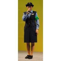 婦警 女性警察官 夏服2015