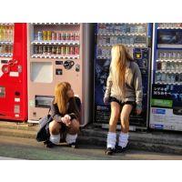 『放課後JK』街角挑発チラリズム