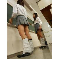教室JKこっそりセット☆