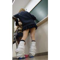 『同級生チラ』校内サボりJK