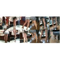 【セット販売】生脚の美脚たち・・・