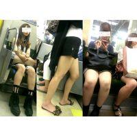 【写真】いろんな美脚たち21!