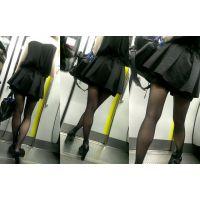 【写真】黒スト美脚3・・・