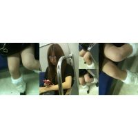 【長編動画】美脚ギャルの魅力・・・