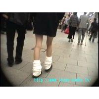 街撮り美脚動画 Vol.6(セット)