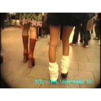 街撮り美脚動画 Vol.7・Vol.8・Vol.9(3セット)