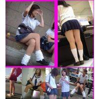 街撮JKシリーズ vol.07-vol09 セット