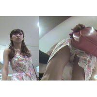 【私服】街パンチラ動画【選定】No.4