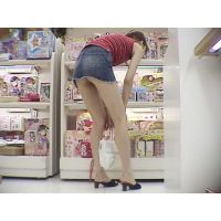 脚の綺麗なスレンダー淑女を・・・