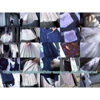 ストーカーした女の子の洗濯物が目の前にある光景で!2