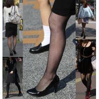 Black-LEG★黒スト・黒タイツ