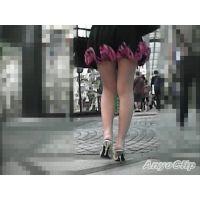 【無料サンプル】街撮美脚動画#130