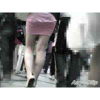 【無料サンプル】街撮美脚動画#122