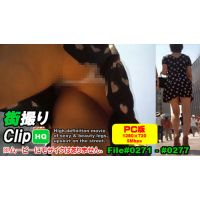 High Quality Street Clip of Japanese Girls #0271-#0277 [for PC]