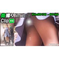 High Quality Street Clip of Japanese Girls #0138-#0144
