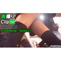 High Quality Street Clip of Japanese Girls #0058-#0063