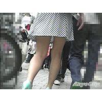 【無料サンプル】街撮美脚動画#137