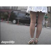 【無料サンプル】街撮美脚動画#131