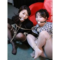 WB20 Double Bondage -Widow Ayaka & Mistress Miki- Part2
