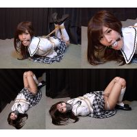 SF3 Japanese Schoolgirl Saya Captured and Bound Part3