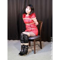HA1 Cute Japanese Girl Haruka Tied Up and Gagged Part1