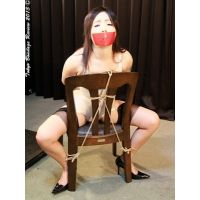 YU7-8 緊縛隷嬢 苦悶のボディスーツ ゆう フルバージョン