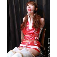RK9 レースクイーン梨花 羞恥の椅子緊縛 Part1