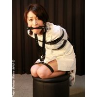 CK18 Japanese Nurse Chiaki Bound and Drooling Part2