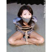 AY22 美熟女秘書 彩香 恥辱のヨダレ採取 Part5