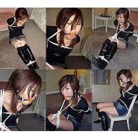 SR3-6 緊縛隷嬢 沙織 ブーツと猿轡 フルバージョン