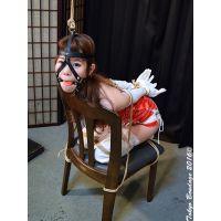 RK9-11 レースクイーン梨花 羞恥の椅子緊縛 フルバージョン