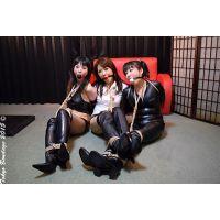 TB3 トリプル・ボンデージ -幻惑の美人盗賊- Part3