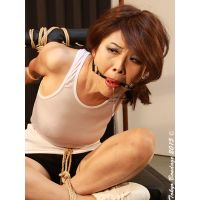 SY28 熟女緊縛 紗耶 苦悶の体操着 Part2