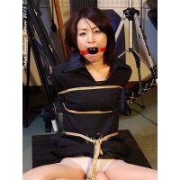CK20-21 Secretary Chiaki Tied to the Post FULL
