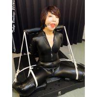 YO30 秘密工作員 洋子 被虐の拘束台 Part2