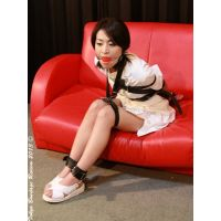 CK17 Japanese Nurse Chiaki Bound and Drooling Part1