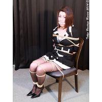 AN1-4 熟女緊縛 囚われの美人秘書 杏里 フルバージョン