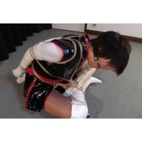 YO6-7 Captured Super Heroine - Female Ninja Yoko Trapped FULL