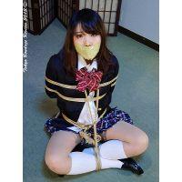 HK13-16 監禁隷嬢 女子校生寛子 麻縄と猿轡の戒め フルバージョン