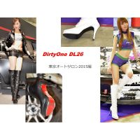 DirtyOne DL26 東京オートサロン2015