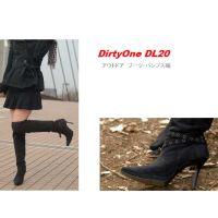 DirtyOne DL20 アウトドアブーツ/パンプス編