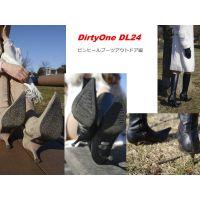 DirtyOne DL24 ピンヒールブーツ