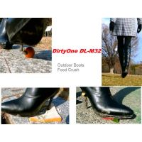 DirtyOne DL-M32 Boots Girl outdoor Crush Part 2