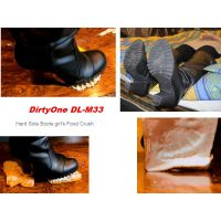 DirtyOne DL-M33 Boots Girl Food Crush
