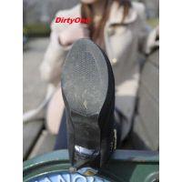 DirtyOne DL-M28 Black Pumps crush