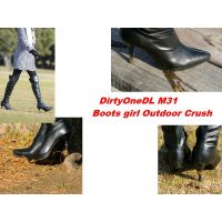 DirtyOne DL-M31 Boots Girl outdoor Crush